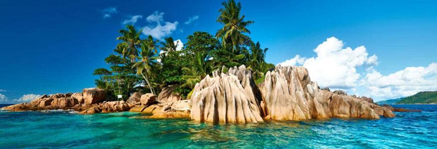destinations Seychelles
