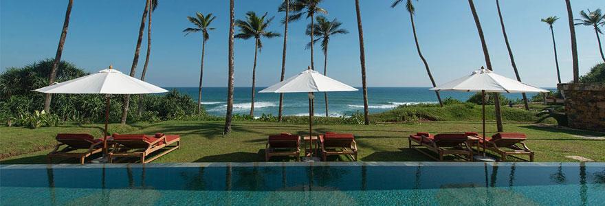 hôtels luxe des Seychelles