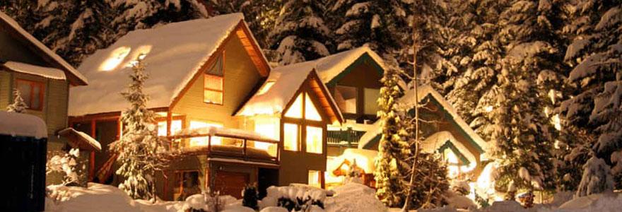 Réservez des vacances d'hiver à l'avance